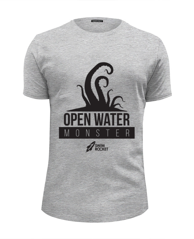 Printio Open water monster футболка wearcraft premium slim fit printio open water queen