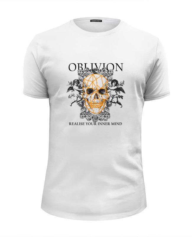 Футболка Wearcraft Premium Slim Fit Printio Oblivion alms for oblivion vol i