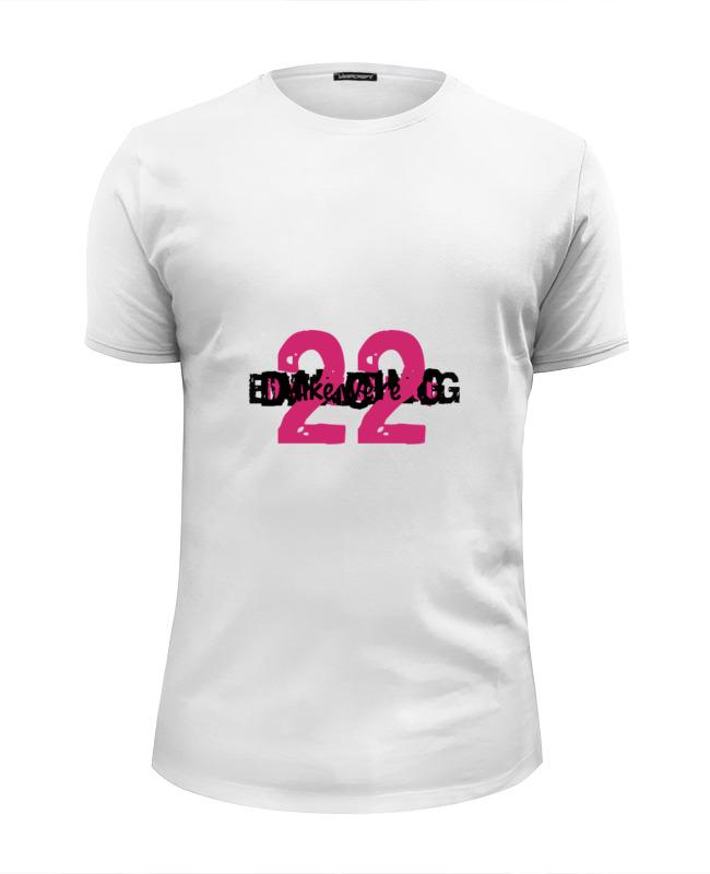Футболка Wearcraft Premium Slim Fit Printio Taylor swift 22 майка классическая printio taylor swift 22