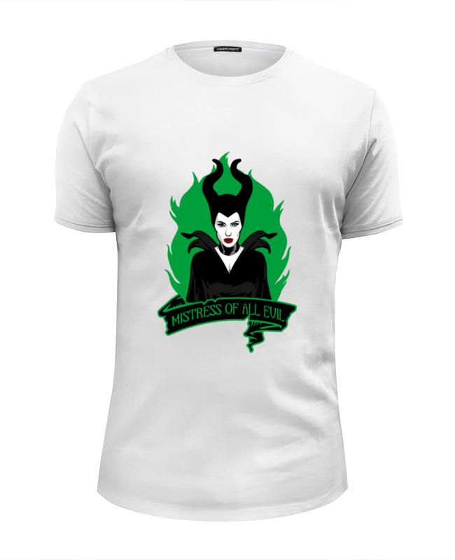 Футболка Wearcraft Premium Slim Fit Printio Малефисента футболка wearcraft premium slim fit printio тону