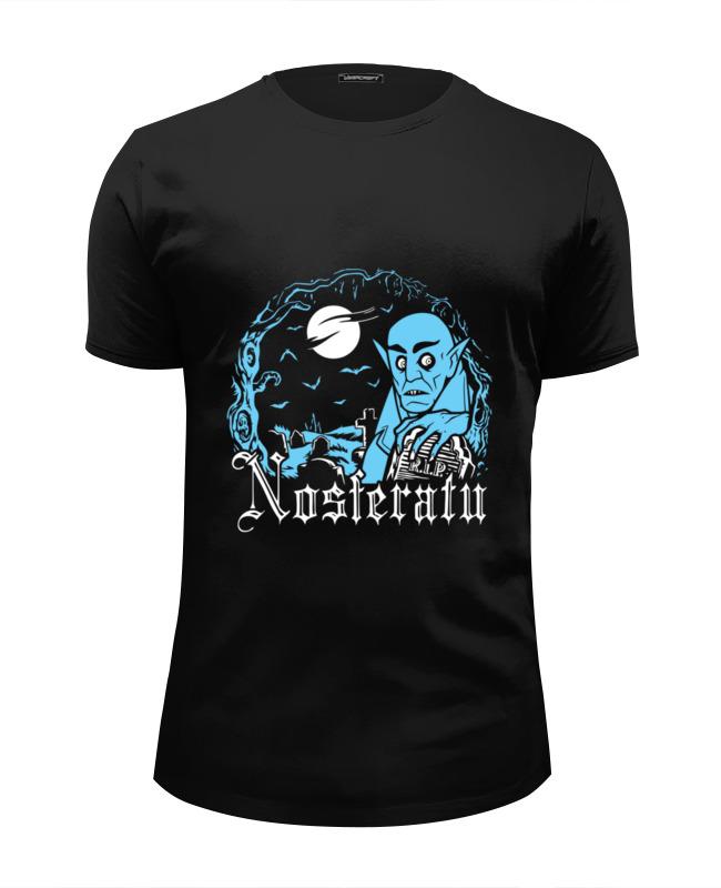 Printio Носферату футболка wearcraft premium slim fit printio вампир