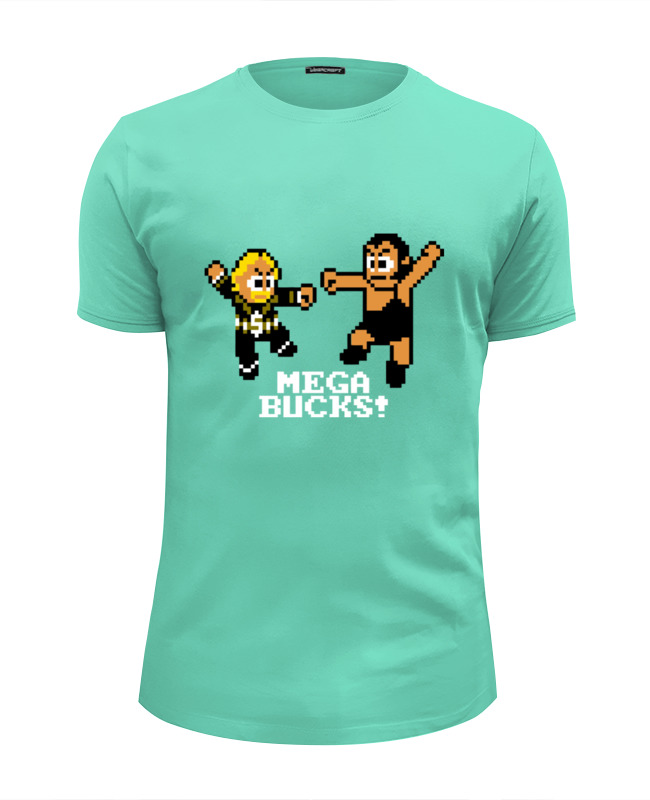 Футболка Wearcraft Premium Slim Fit Printio Hulk hogan x andre the giant (mega bucks) крем для лица sana sana sa045lwwga53