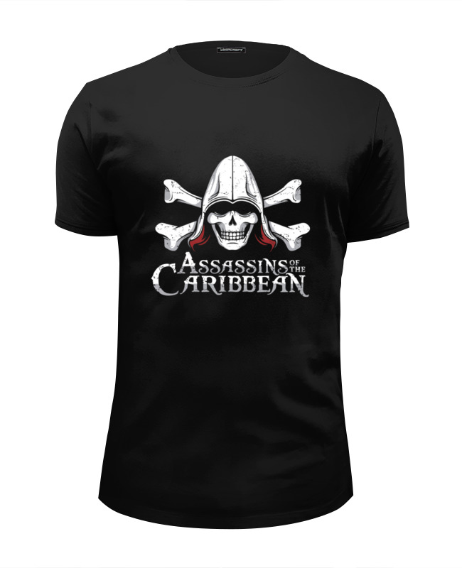 Printio Assassins of the caribbean футболка wearcraft premium slim fit printio season of the witch