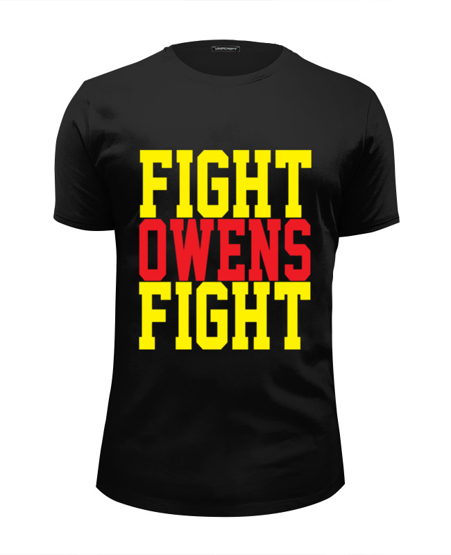 Printio Fight owens fight (wwe) wwe live melbourne