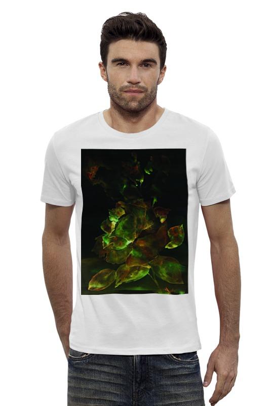 Футболка Wearcraft Premium Slim Fit Printio Золотая роза футболка wearcraft premium slim fit printio золотая рыбка