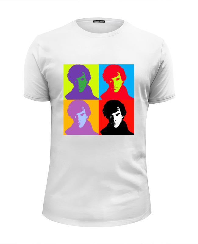 Printio Шерлок холмс (sherlock holmes) футболка wearcraft premium slim fit printio шерлок холмс sherlock
