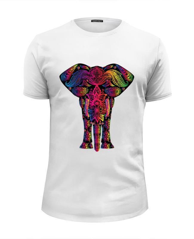 Printio Слон футболка wearcraft premium printio слон