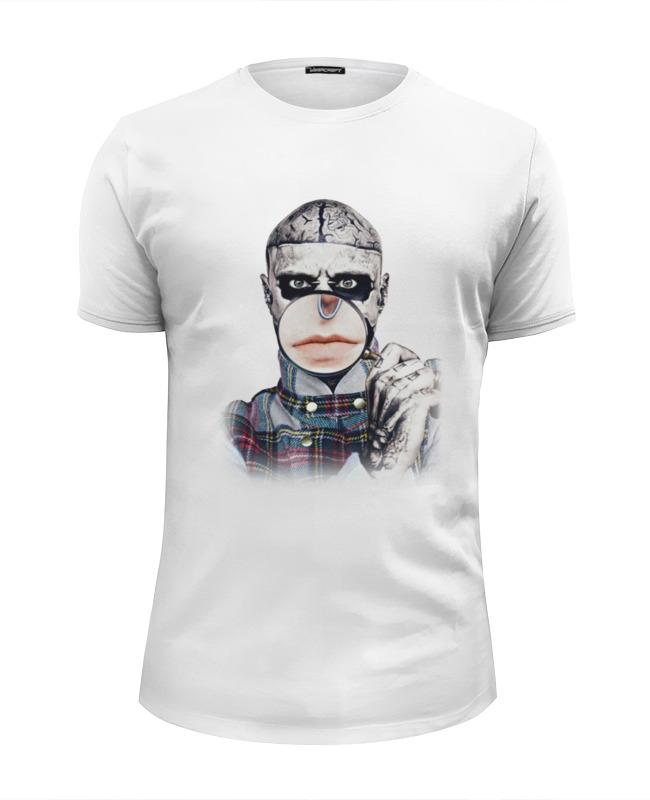 Фото - Футболка Wearcraft Premium Slim Fit Printio Zombie boy футболка wearcraft premium printio zombie boy
