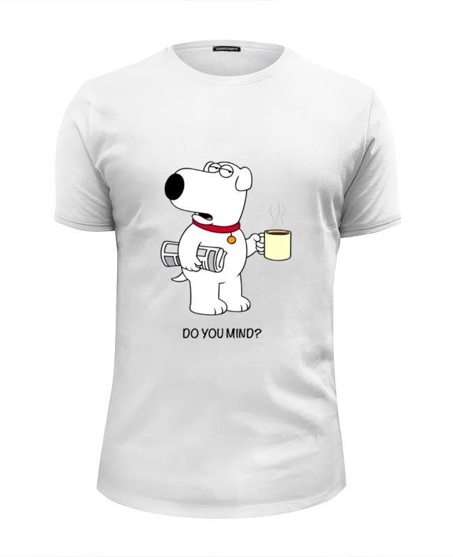 Printio Brain griffin футболка wearcraft premium slim fit printio head brain
