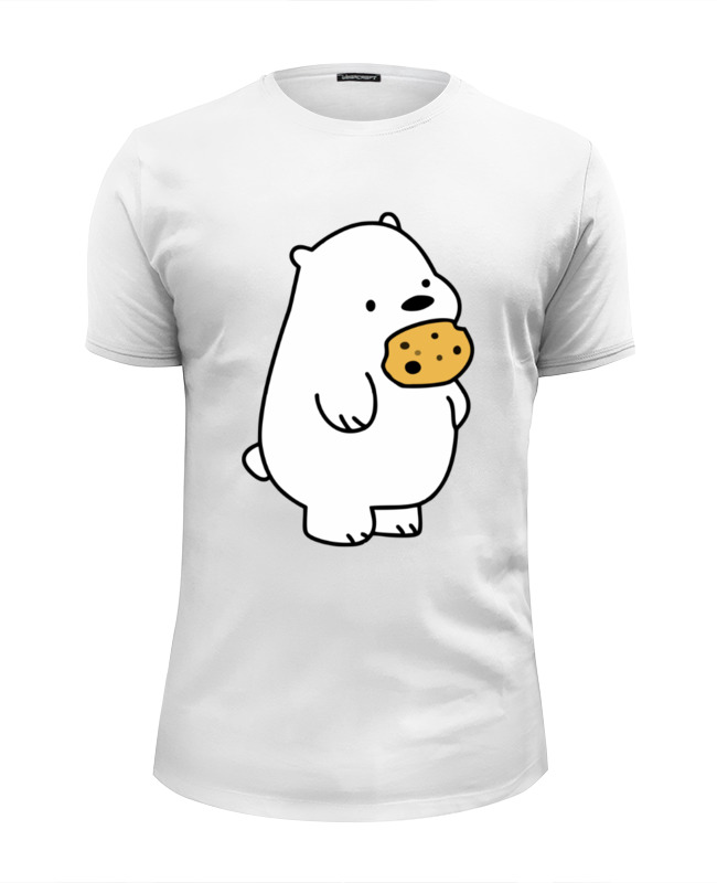 Printio Ice bear snp ice bear cica mask