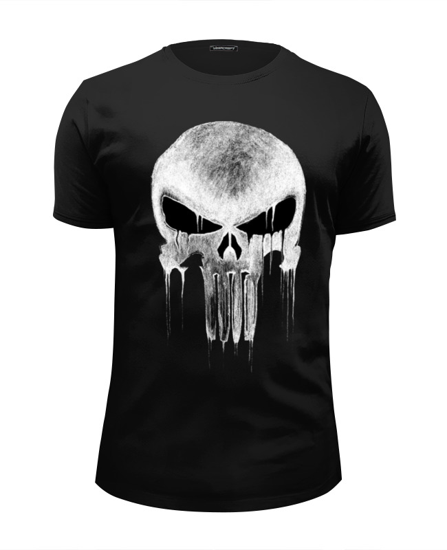 Футболка Wearcraft Premium Slim Fit Printio The punisher 4 футболка wearcraft premium slim fit printio the monkees