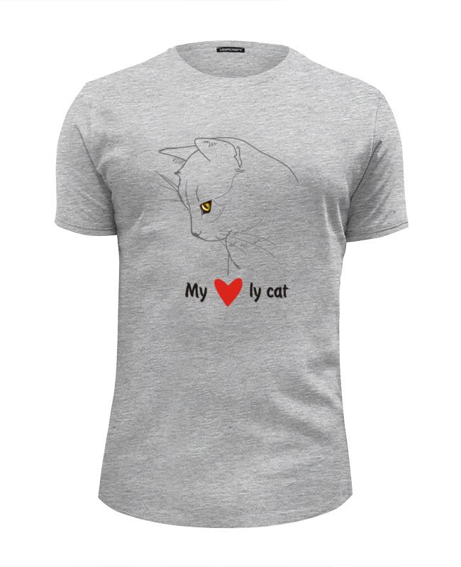 Printio Кошки футболка wearcraft premium slim fit printio милые кошки