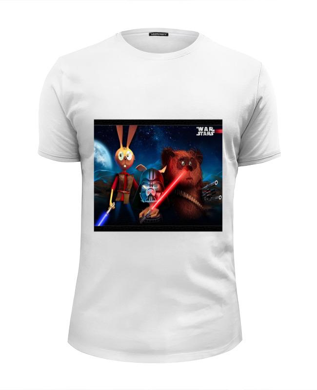 Футболка Wearcraft Premium Slim Fit Printio «звёздные во́йны» футболка франшиза отзывы