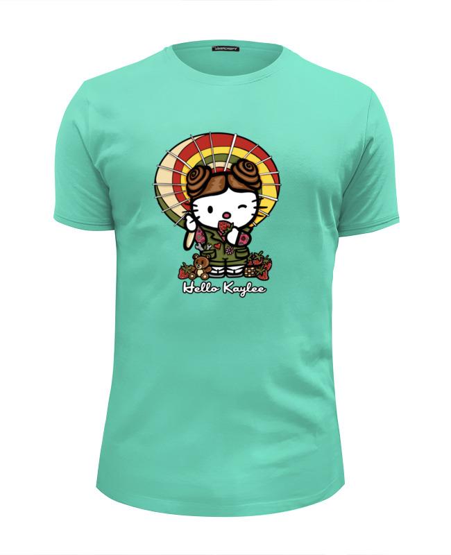 Футболка Wearcraft Premium Slim Fit Printio Hello kaylee футболка wearcraft premium slim fit printio hello liberty