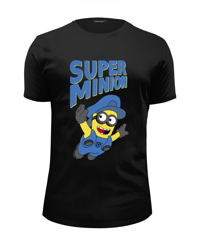 Printio Super minion подушка printio super minion