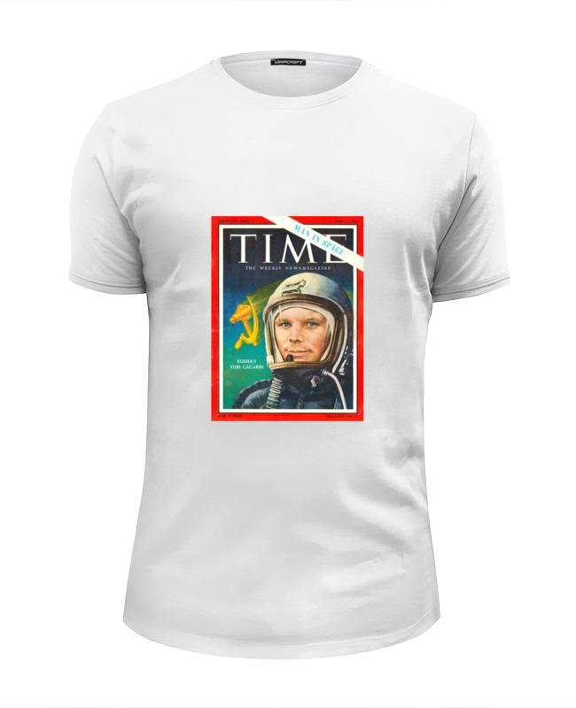 Printio Лицо гагарина на обложке футболка wearcraft premium printio тони монтана лицо со шрамом