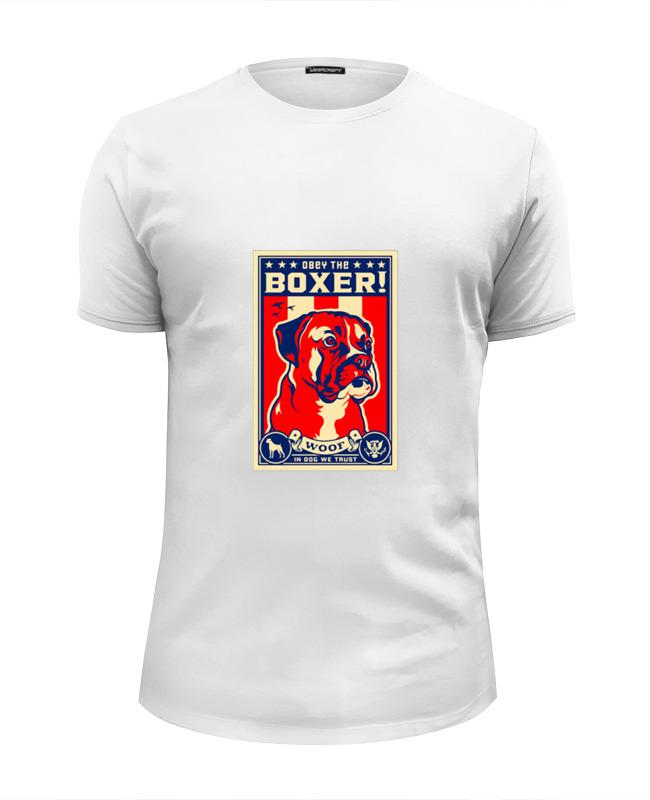 Printio Собака: boxer футболка wearcraft premium printio puppy boxer