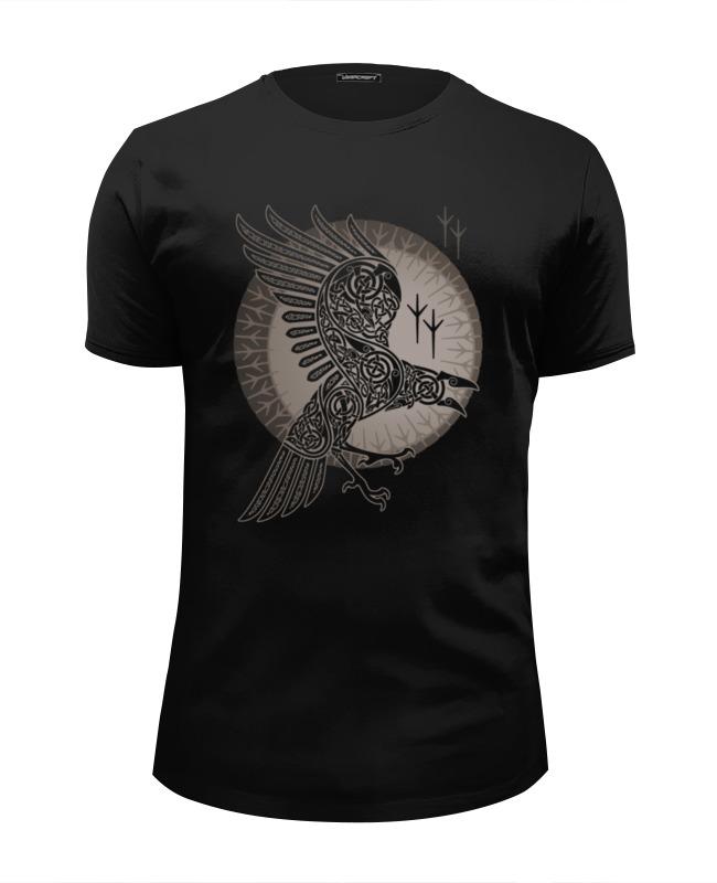 Printio Ворон футболка wearcraft premium printio ворон