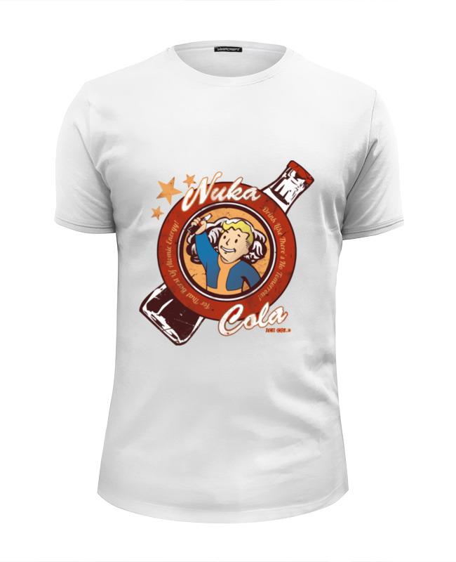 Printio Fallout nuka cola ice cold футболка wearcraft premium printio nuka cola fallout