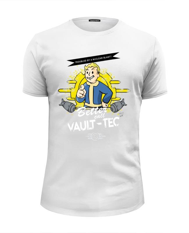Printio Vault boy футболка wearcraft premium slim fit printio vault boy breaking bad