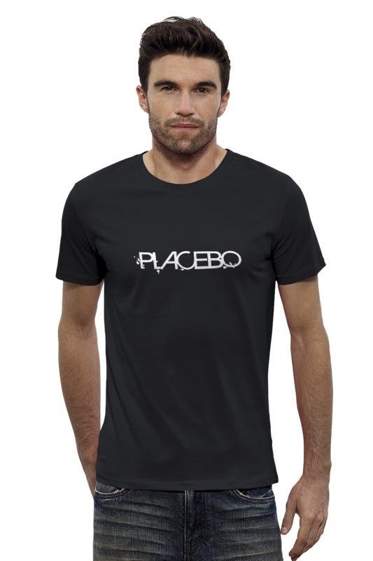 Футболка Wearcraft Premium Slim Fit Printio Placebo футболка wearcraft premium slim fit printio placebo devil in the details