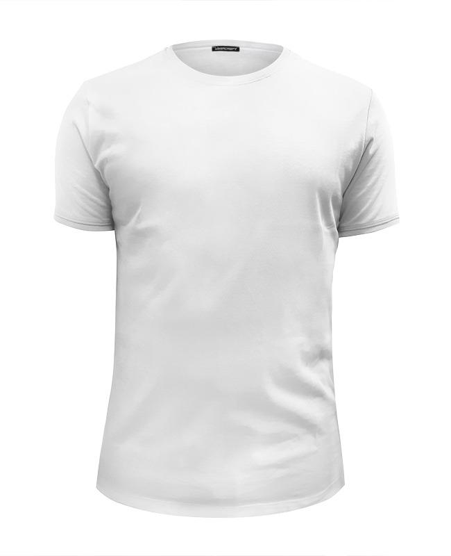 Футболка Wearcraft Premium Slim Fit Printio Густое небо