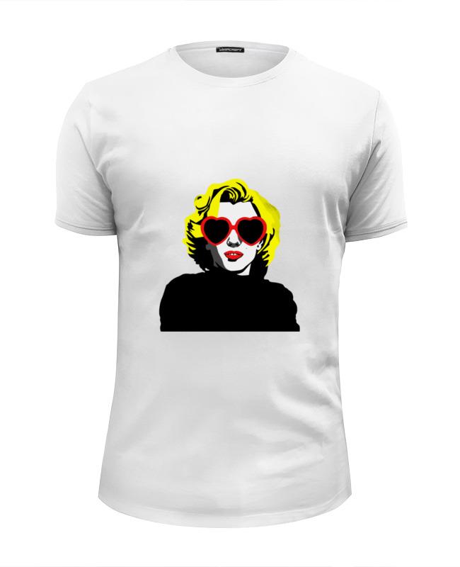 Футболка Wearcraft Premium Slim Fit Printio Мэрилин монро (marilyn monroe) футболка wearcraft premium printio мэрилин монро marilyn monroe