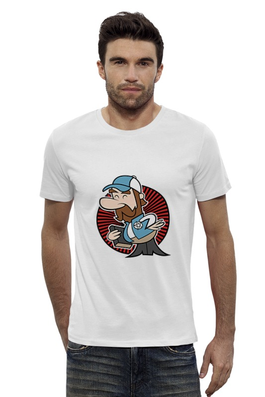 Футболка Wearcraft Premium Slim Fit Printio Сверхъестественное (supernatural) футболка wearcraft premium slim fit printio винчестер supernatural
