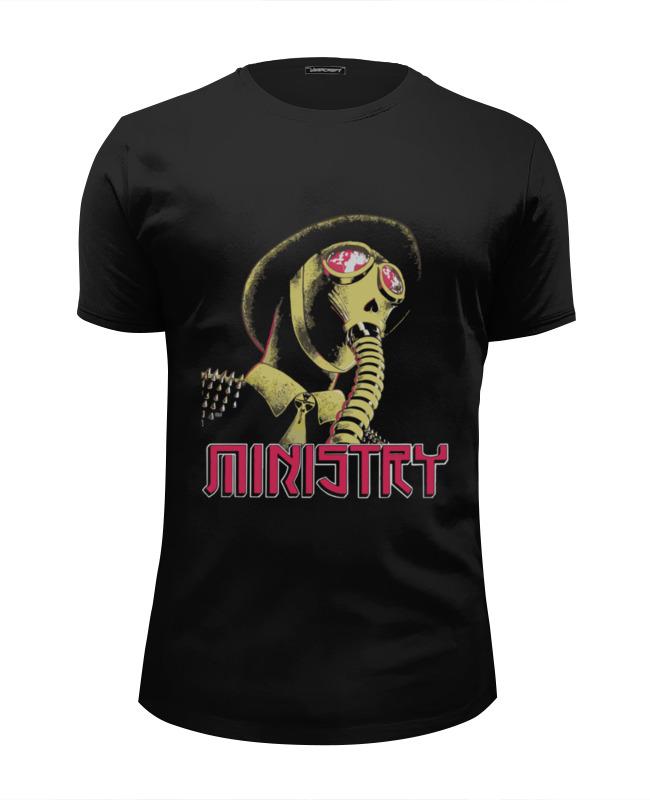 Футболка Wearcraft Premium Slim Fit Printio Ministry футболка wearcraft premium slim fit printio democracy by design ministry