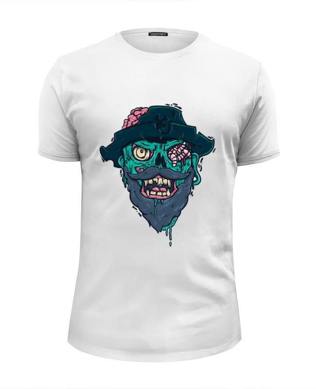 Футболка Wearcraft Premium Slim Fit Printio Пират футболка wearcraft premium slim fit printio тону