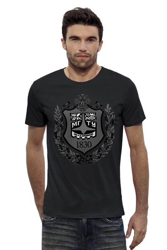 Футболка Wearcraft Premium Slim Fit Printio Бауманка футболка wearcraft premium slim fit printio кит ричардс