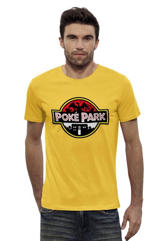 Футболка Wearcraft Premium Slim Fit Printio Pokemon x jurassic park футболка wearcraft premium slim fit printio pokemon raichu