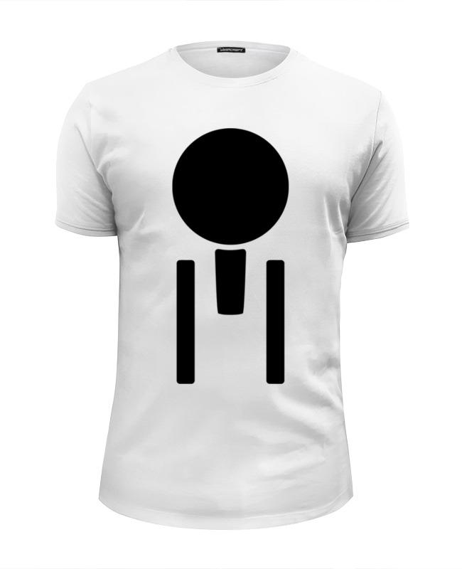 Футболка Wearcraft Premium Slim Fit Printio Звездный путь (star trek) футболка wearcraft premium slim fit printio звездный повар