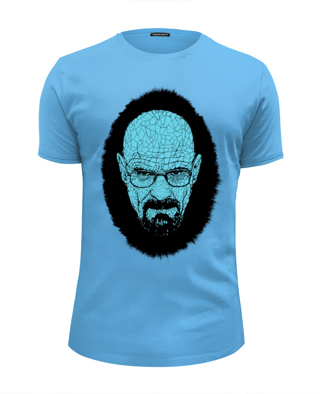 Футболка Wearcraft Premium Slim Fit Printio Heisenberg футболка wearcraft premium slim fit printio heisenberg blend