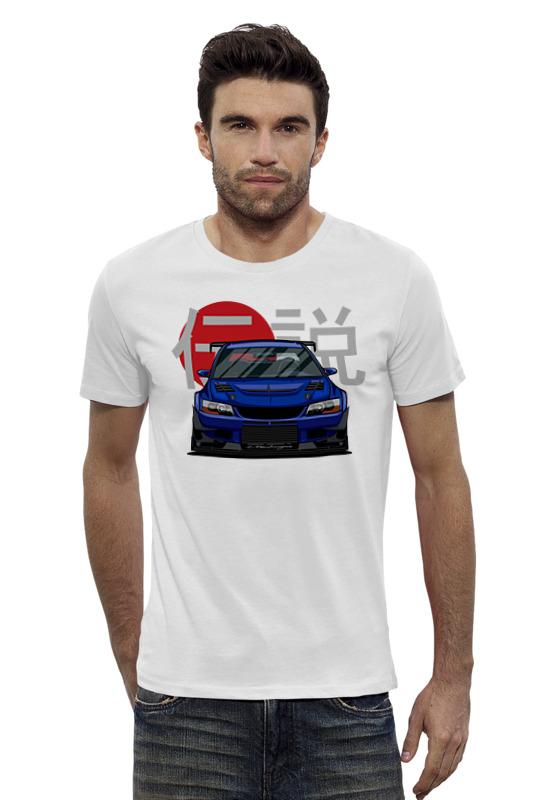 Футболка Wearcraft Premium Slim Fit Printio Evolution футболка wearcraft premium slim fit printio street evolution