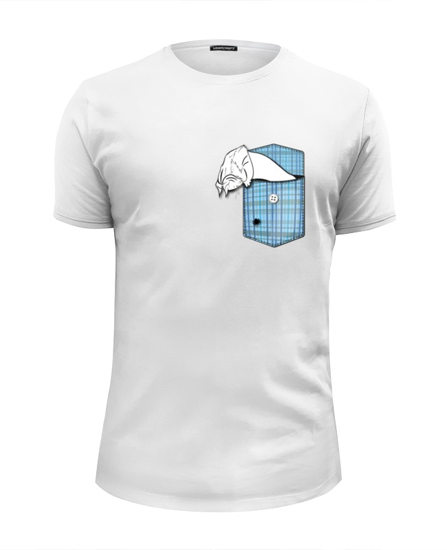 Printio Карманный кот футболка wearcraft premium printio карман