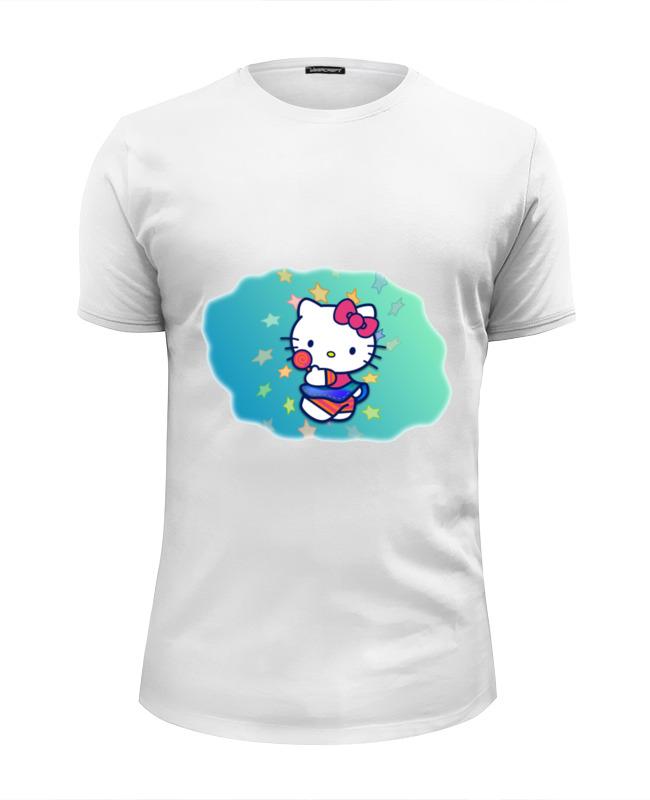 Printio Kitty футболка wearcraft premium slim fit printio soft kitty