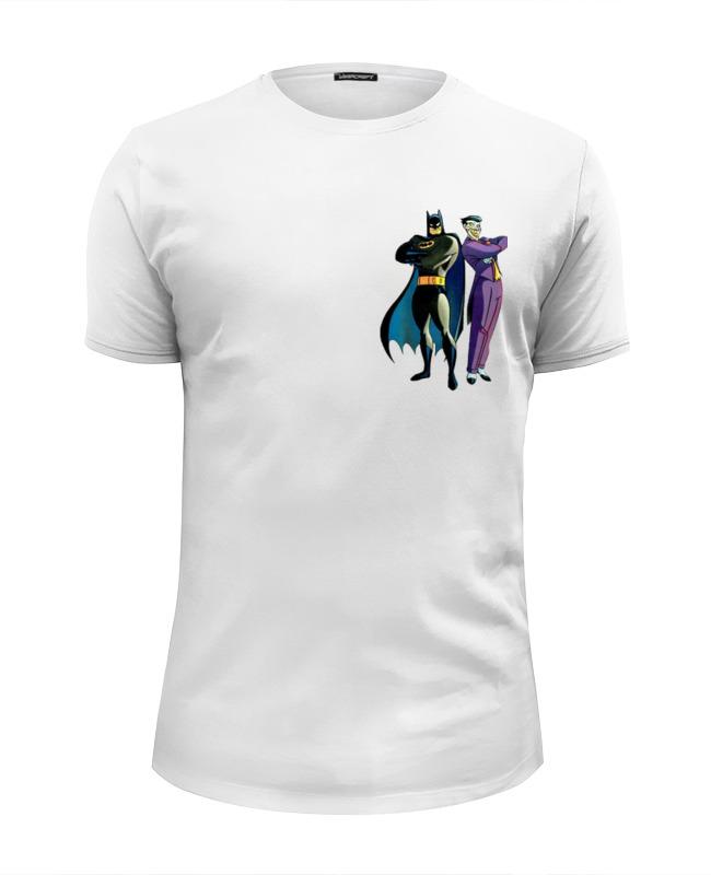 все цены на Футболка Wearcraft Premium Slim Fit Printio Batman онлайн