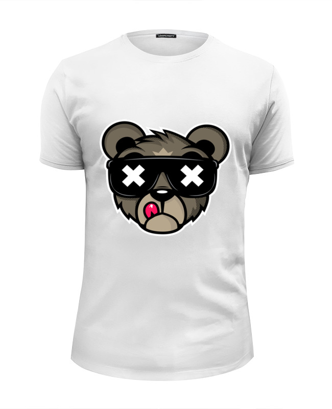 цена на Printio Crew five cali bear