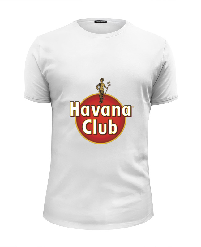 Футболка Wearcraft Premium Slim Fit Printio Havana club футболка wearcraft premium printio havana club
