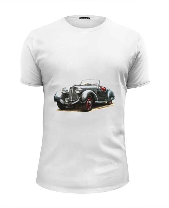Printio Ретроавтомобили 7 футболка wearcraft premium slim fit printio левиафан page 7