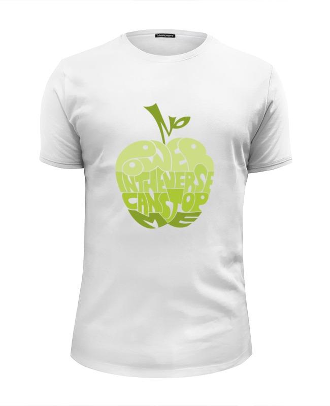 Футболка Wearcraft Premium Slim Fit Printio Меня не остановить футболка классическая printio меня не остановить