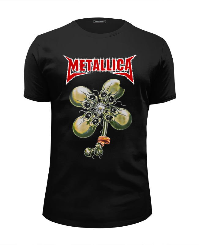 Футболка Wearcraft Premium Slim Fit Printio Metallica футболка wearcraft premium slim fit printio metallica