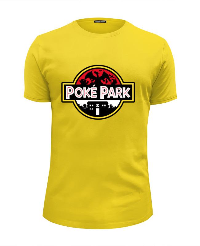 Футболка Wearcraft Premium Slim Fit Printio Pokemon x jurassic park футболка wearcraft premium slim fit printio jurassic stark