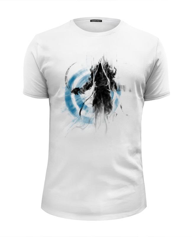 Фото - Футболка Wearcraft Premium Slim Fit Printio Ангел смерти футболка wearcraft premium printio прекрасный ангел