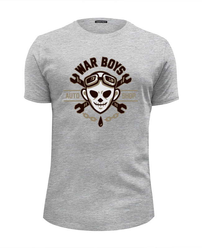 Printio War boys (mad max) футболка wearcraft premium slim fit printio постапокалиптический