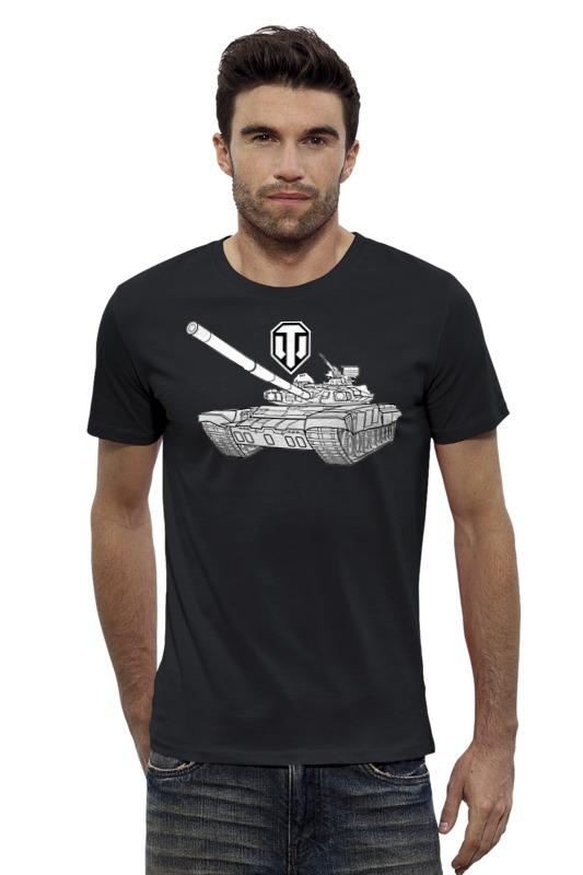 Футболка Wearcraft Premium Slim Fit Printio World of tanks #16 футболка wearcraft premium slim fit printio elements of harmony