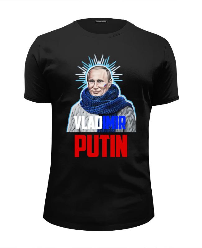 Футболка Wearcraft Premium Slim Fit Printio Putin футболка wearcraft premium slim fit printio putin forbes