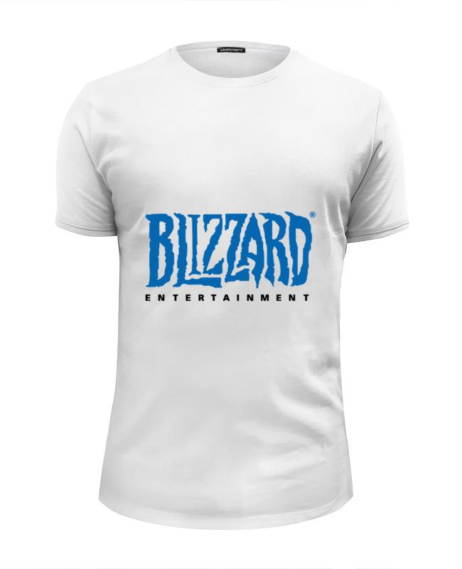 Футболка Wearcraft Premium Slim Fit Printio Blizzard футболка wearcraft premium printio blizzard