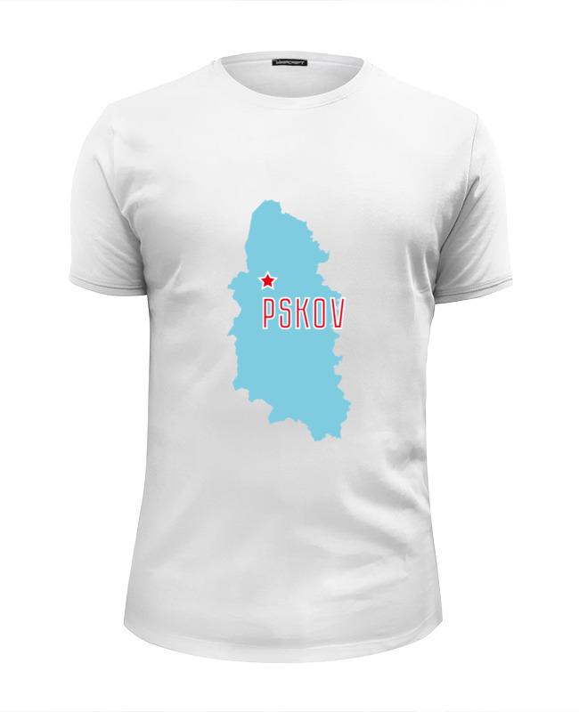 Футболка Wearcraft Premium Slim Fit Printio Псковская область футболка wearcraft premium slim fit printio архангельская область архангельск